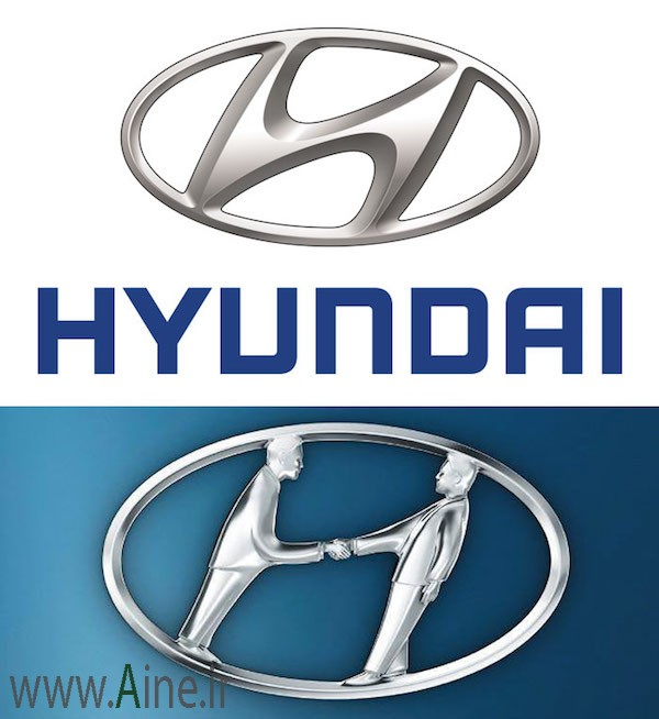 They Are Famous Logos And Hidden Meaning Art Reference Mirror And